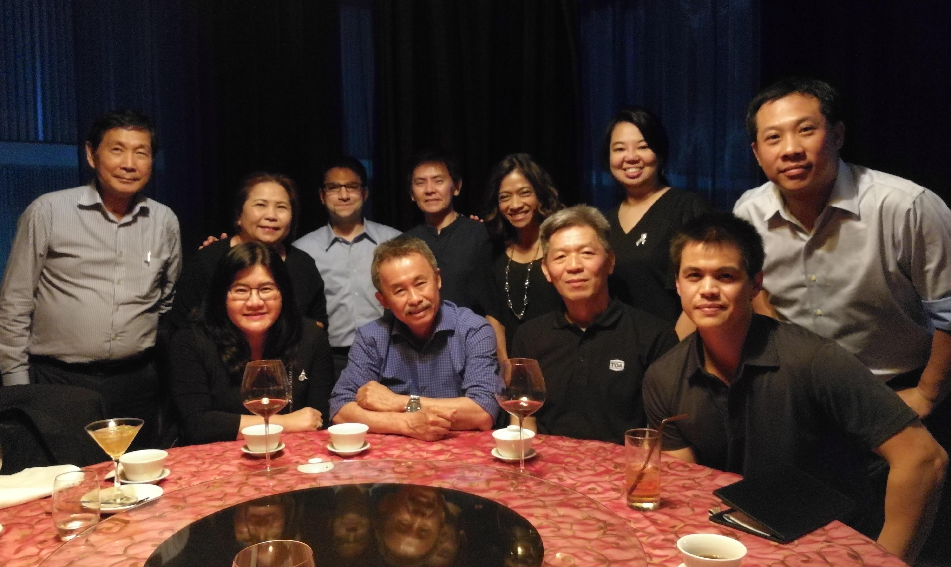 ในเดือน พฤษภาคม 2560 ที่ผ่านมานี้ มิสเตอร์ เชน พอร์ชิโอ รองประธานฝ่ายบริหาร บริษัท บี เอ เอส เอฟ คอร์เปอเรชั่น (BASF Corp.) และ มิสเตอร์ เจสัน แลม ได้เดินทางมาเยือนประเทศไทย พร้อมทั้งได้ร่วมรับประทานอาหารกับ บริษัท ผู้ผลิตสีรายหลักของประเทศไทย