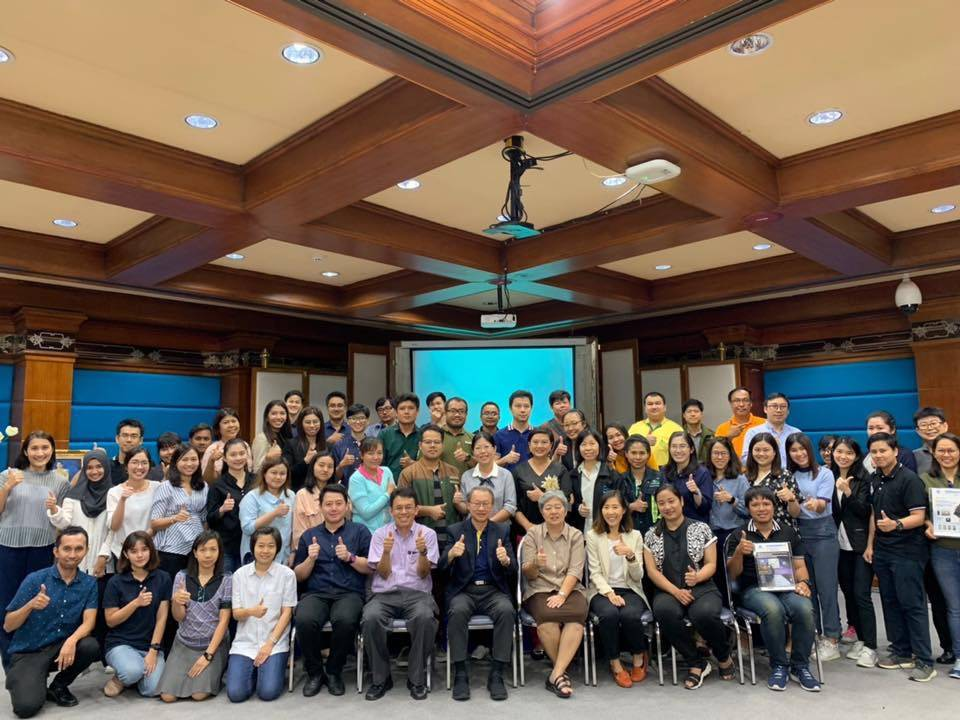 Centasia Co.,Ltd in collaboration with Sukhothai Thammathirat Open University Health Sciences Organize academic seminars
